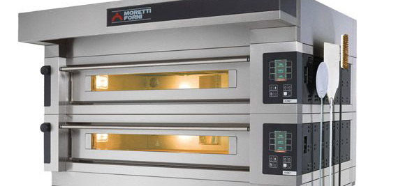 Moretti Professional – A complete range of electric and gas ovens