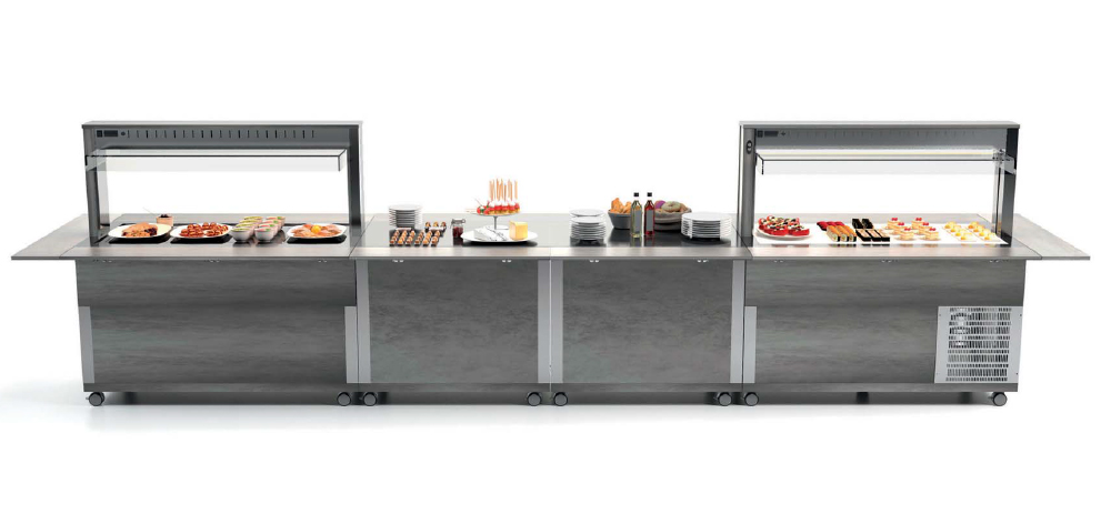 Rocam – Professional Food Service trolleys
