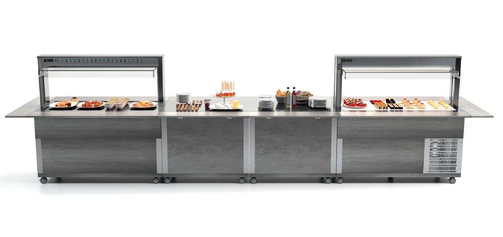 Rocam – Professional Food Service trolleys